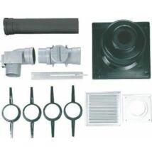 Bosch AZB 828 na 100 pps Égéstermék elvezető készlet épített kéményben történő e