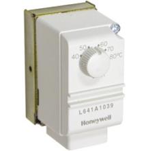 Honeywell kontakt termosztát csőre/tartályra szerelhető, 40-80°C