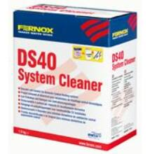 Fernox DS40 System Cleaner 1,9 kg - sav fűtésrendszerekhez