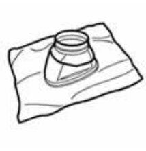 Vaillant univerzális magastető gallér (ferde tetőborítás)