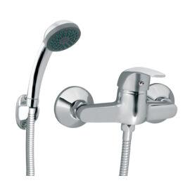 Ferro Vasto zuhanycsaptelep fali tartós zuhanyszettel