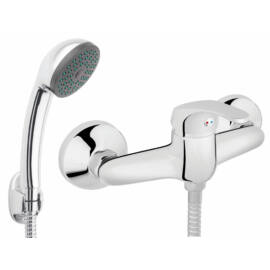Ferro Basic zuhanycsaptelep fali tartós zuhanyszettel