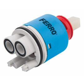 Ferro FerroClick 35 mm kerámiabetét VerdeLine csaptelepekhez, magas
