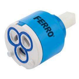 Ferro 40 mm kerámiabetét egykaros csaptelepekhez, rövid