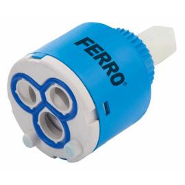 Ferro 35 mm kerámiabetét egykaros csaptelepekhez,  rövid