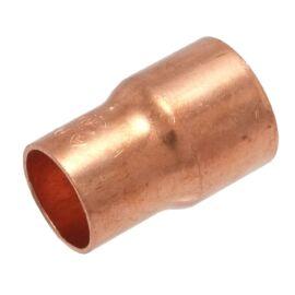 IBP 5240 forrasztható réz szűkített karmantyú, 2 tokos, 28x18mm