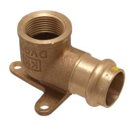 "IBP PG4001G réz press falikorong, gázra, 18mm-1/2"""