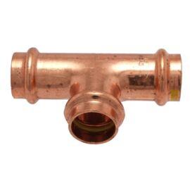 IBP PG5130 réz press egál T-idom, gázra, 42mm