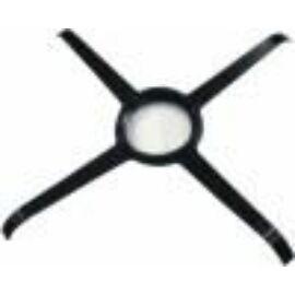 80-s központosító elem kéménykürtőbe, inox