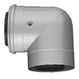 Bosch AZB  607/1 na 80/125 pps/alu 90°-os könyök idom
