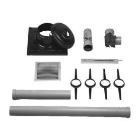 Bosch AZB 614/1 na 80 pps Égéstermék elvezető készlet, épített kéményben történő