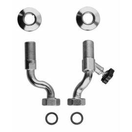 Bosch NR 25 Vízbekötőkészlet W... -1 sorozathoz, vakolat alatti szereléshez