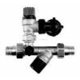 Bosch NR 430 Biztonsági szerelvénycsoport 4 bar feletti víznyomáshoz 200 liter t