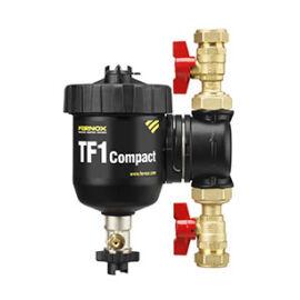 """Fernox Total Filter TF1 Compact nagy telj, átfolyó (in-line) rendszerszuro 1""""-22"""