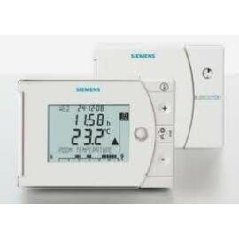Siemens REV24 Öntanuló hetiprogramos szobatermosztát energiatakarékos működéssel