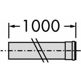 Vaillant na 80 pps 1 m egyenes cső