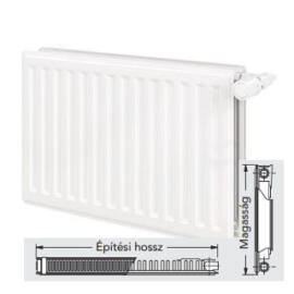 Vonova 11K300x720 kompakt radiátor (518 W)