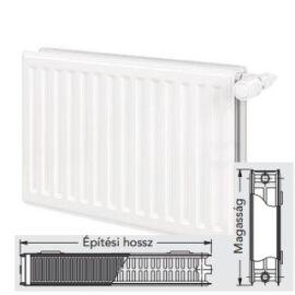 Vonova 22KV500x1400 szelepes radiátor - balos bekötés  (2755 W)