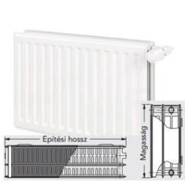 Vonova 33KV600x1000 szelepes radiátor - balos bekötés  (3128 W)