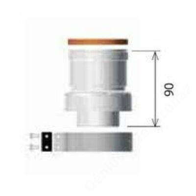 Ariston 60/100-80/80 Pps/Alu szétválasztó idom kondenzációs kazánhoz