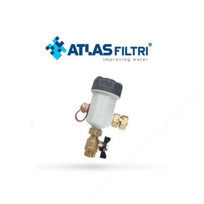 """Atlas Filtri FDM-1P kompakt mágneses iszapleválasztó 3/4"""""""
