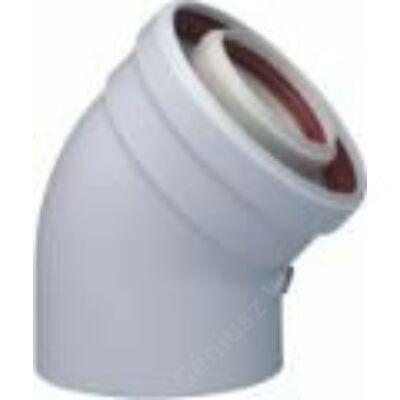 Baxi 60/100 Pps/Alu 45° könyök