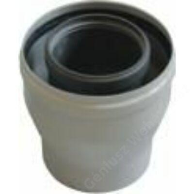 Baxi 60/100-80/125 Pps/Alu bővítő idom