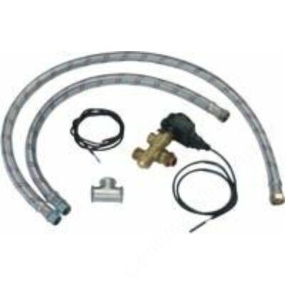 Baxi Összekötő szett motoros váltószeleppel(Fourtech,ECO3,Ecofour készülékekhez)