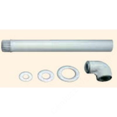 Bosch AZ 266/1 Oldalfali kivezető cső, L=0,8m
