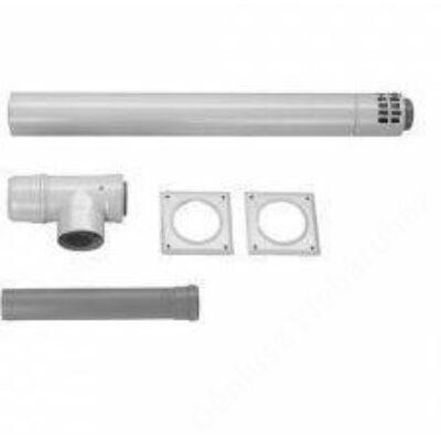 Bosch AZB 632/2 na 100/150 pps/alu Oldalfali kivezető készlet, T-ellenőrző idomm
