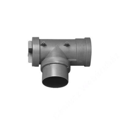 Bosch AZB 644 na 100 pps Egyenes ellenőrző idom függőleges vagy vízszintes kémén