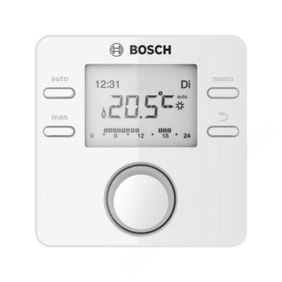 Bosch CR100 Digitális helyiséghőmérséklet szabályozó heti programozással