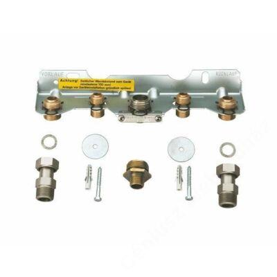 Bosch NR 258 Szerelőpanel csapok nélkül, ZSBR 28-3 és ZWBR 35-3 készülékekhez
