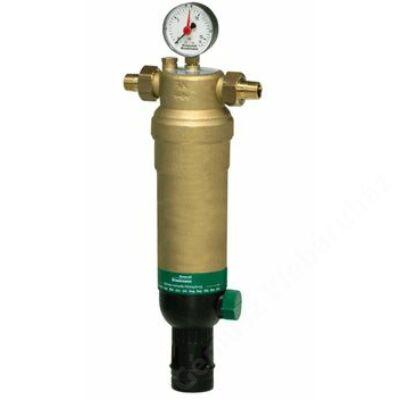 Honeywell Átmosható ivóvíz szűrő, PN16, hollandival, 20µm, 40°C, DN15K