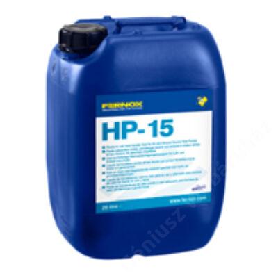 Fernox HP-15 hőközlő adalék hőszivattyúkhoz -15°C-ig, 20 liter