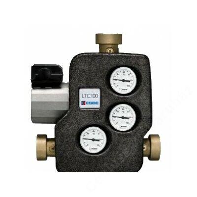 """ESBE LTC141-25 55°C szabályozó szelep, belső menetes, 1"""", 75kW"""