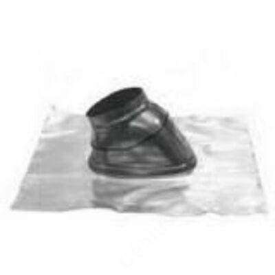 Saunier Duval na 60/100 pps/alu ferde tetőborítás, 25°-45°-ig állítható, fekete
