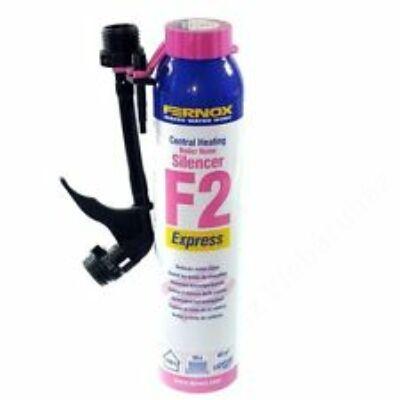 Fernox F2 Express kazánzaj csökkentő aerosol 100 l-hez, 265ml