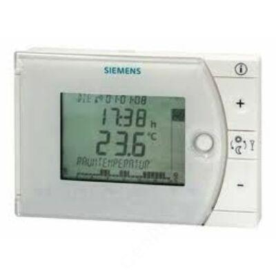 Siemens REV13 Öntanuló szobatermosztátok energiatakarékos működéssel