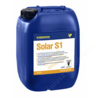 Fernox Solar S1 hőátadó folyadék napkollektorhoz,10 liter, fagyálló és inhibitor