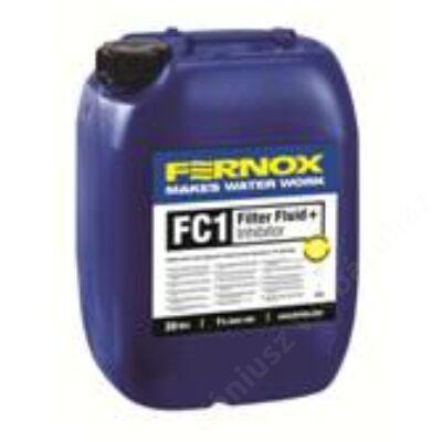 Fernox FC1 Filter Fluid + Inhibitor 20 liter  - inhibitor 2000 liter vízhez