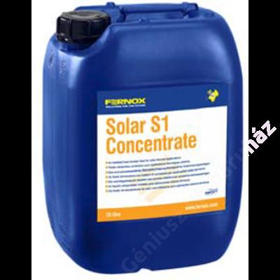 Fernox Solar S1 koncentrátum 10 liter (1:1-es higítás)