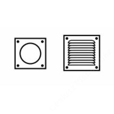 Vaillant Légbevezető alapszett (O130 mm - PP)