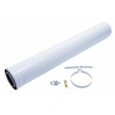 Vaillant na 60/100 pps/alu 2 m egyenes cső