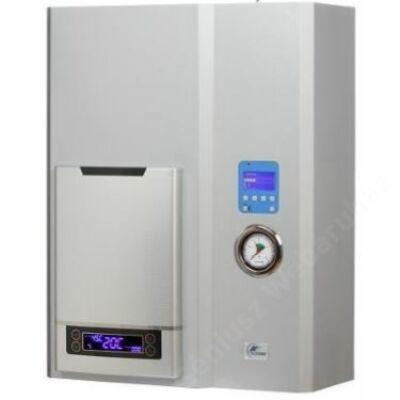 ELTERM (AsC-W) Kombi átfolyós elektromoskazán Fűtés 4kW - HMV 12kW