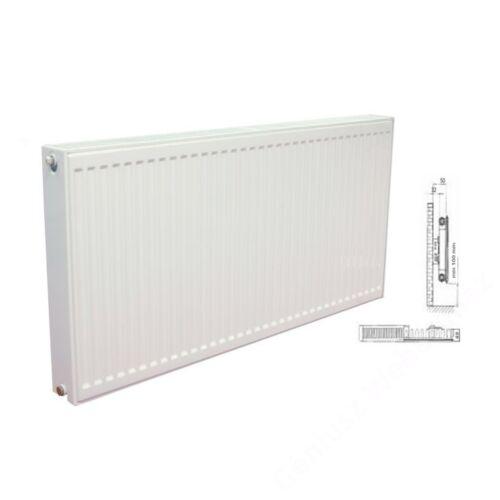 FixTrend 11V300x2000 szelepes radiátor, jobbos csatlakozás