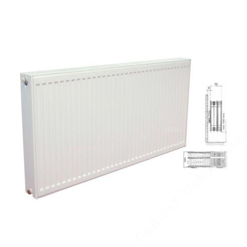 FixTrend 33V600x1800 szelepes radiátor, jobbos csatlakozás