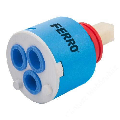 Ferro FerroClick 40 mm kerámiabetét VerdeLine csaptelepekhez, rövid