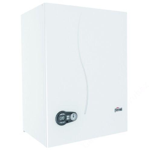 Ferroli Bluehelix 25 K 50 kondenzációs fali kazán 50 literes tároló 25 kW ErP