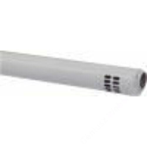 Baxi 80/125 Pps/Alu oldalfali kivezető cső, L=750 mm